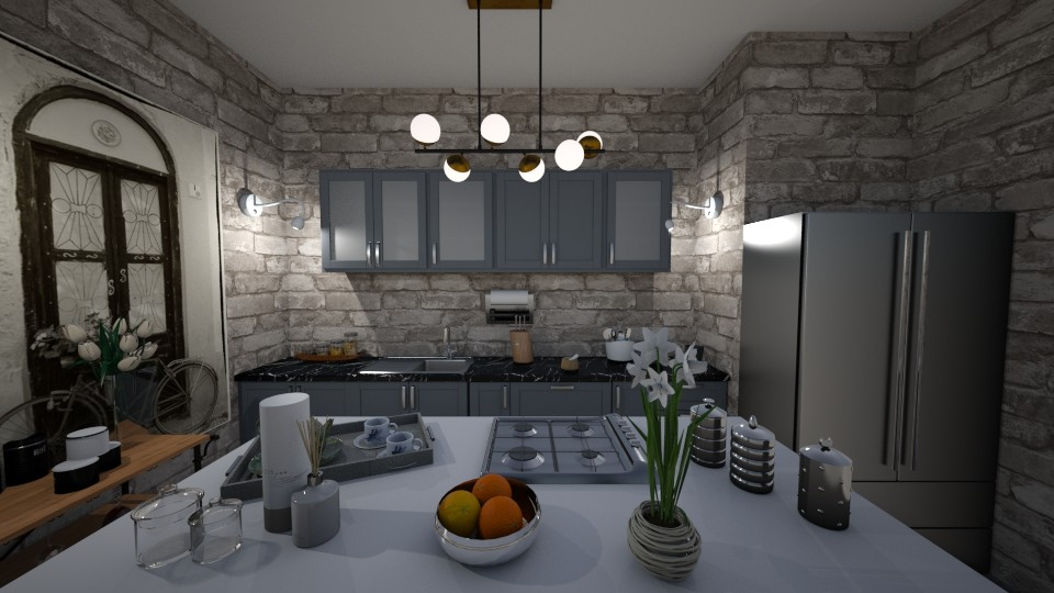Top Kitchen - Kitchen - by Kc Bee