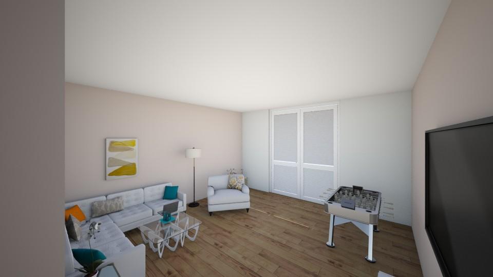 21 - Bedroom - by Sarara