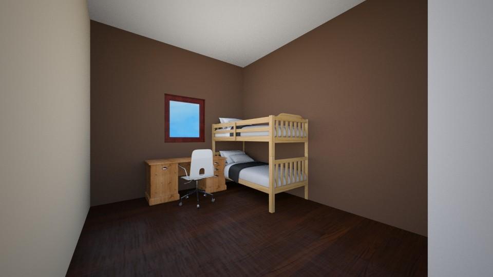 Teancum bedroom - Bedroom - by Ttheboss