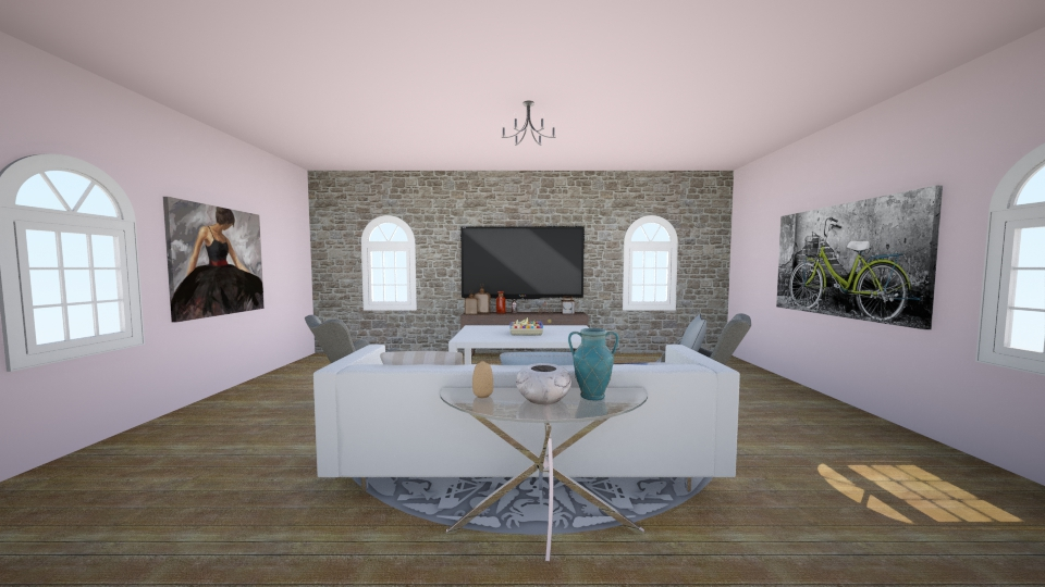 Cool Room  - Modern - Living room - by Okeanos