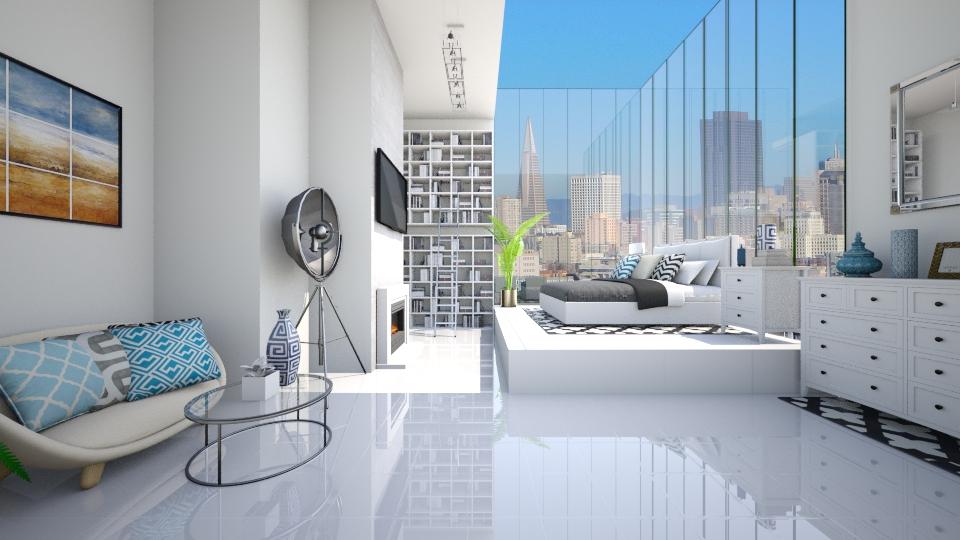 nono - Bedroom - by Sara Flores