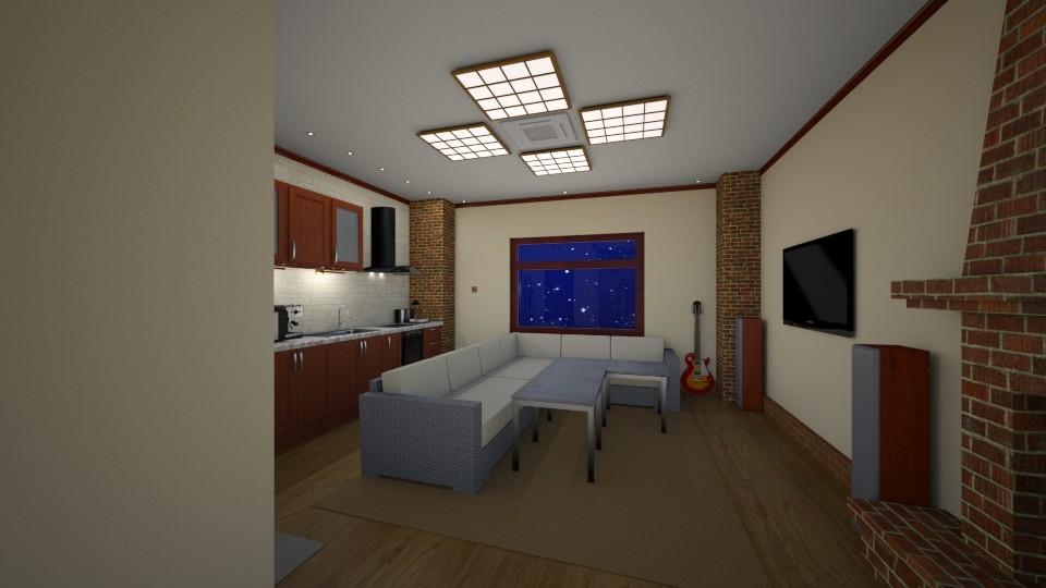 floor 1 - by kazakov_sh