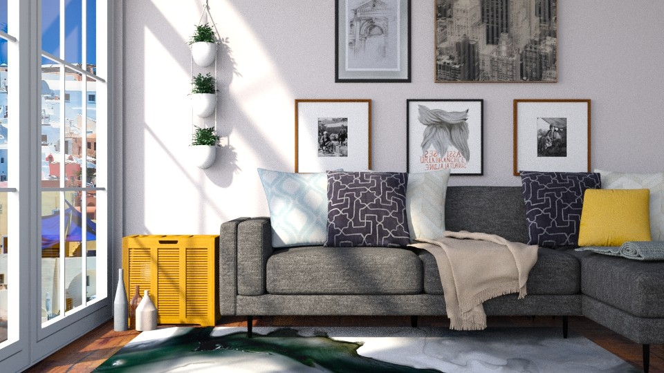 close up - Living room - by Brianna_322