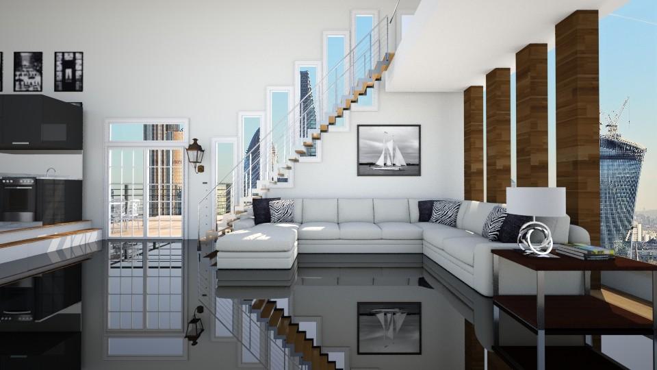 Modern Living Room - Modern - Living room - by Kate_141