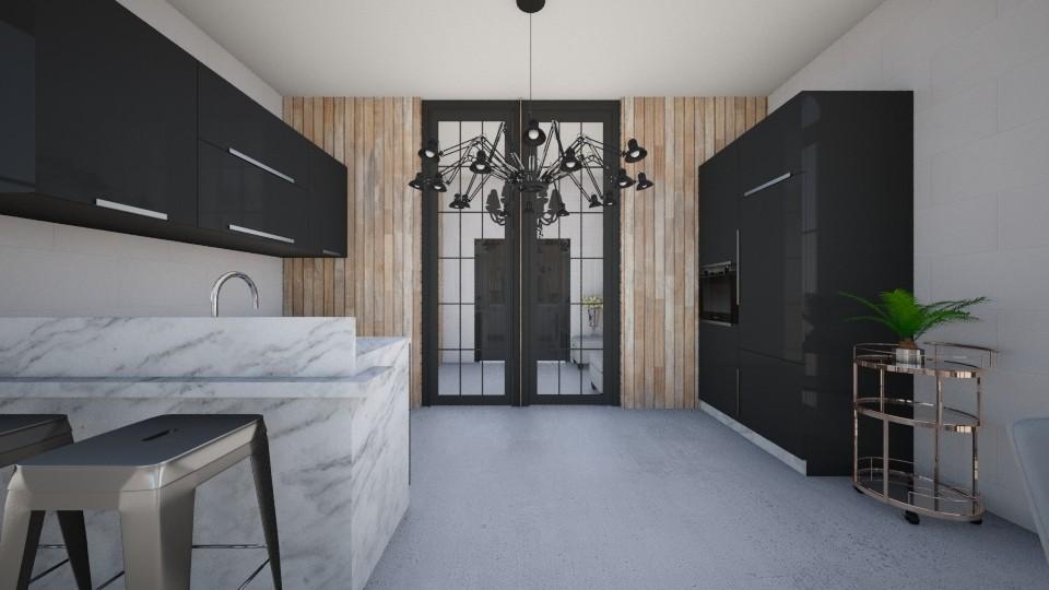 penthouse suite - by Hannah Van Schaik
