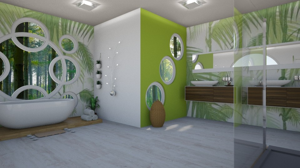 bathroom - Bathroom - by Der Wandernde Vogel