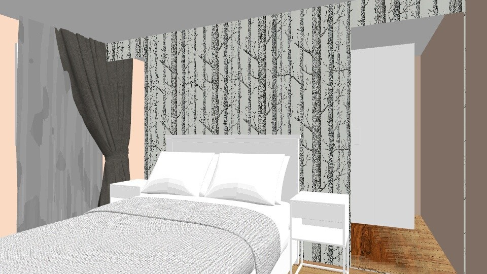Schlafzimmer 19m2 - Classic - Bedroom - by Illa