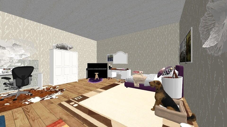 My Home  - by LiyaAsya16