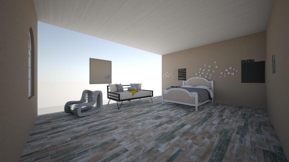 take it easy  - Classic - Bedroom - by Badgalriri