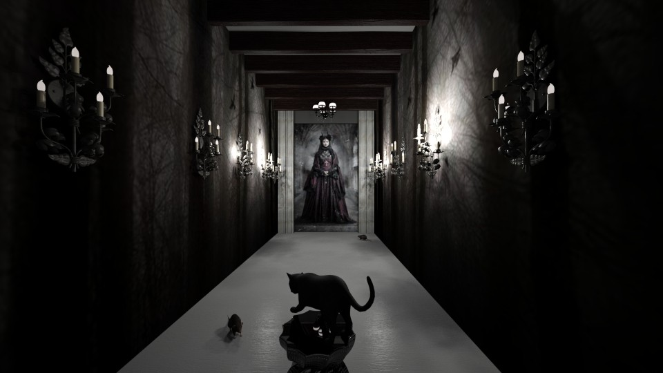 black cat - by BortikZemec