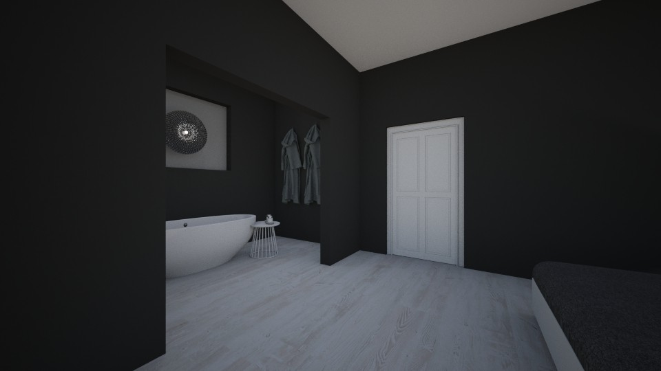 Classy house   Bedroom - Bedroom - by Sanne_Scooter