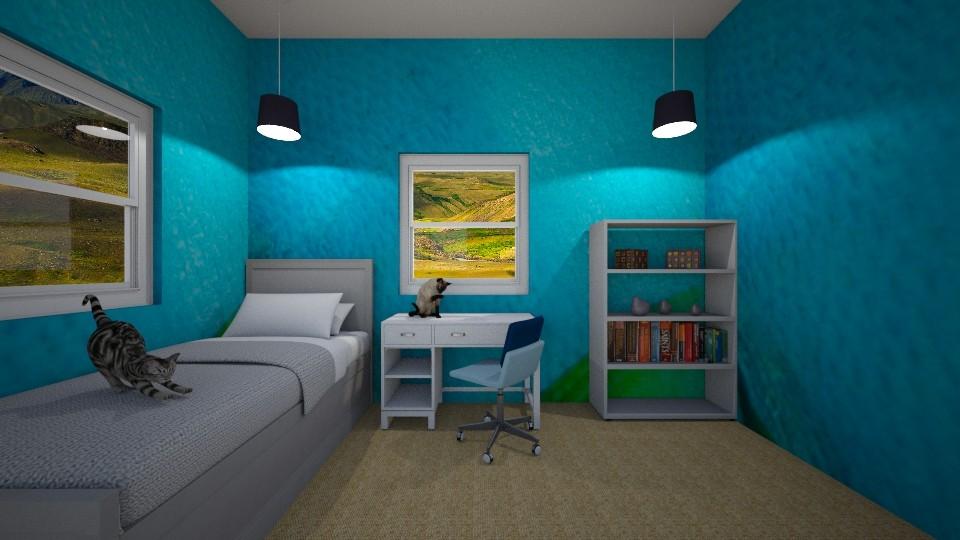 design2 - Bedroom - by 1g