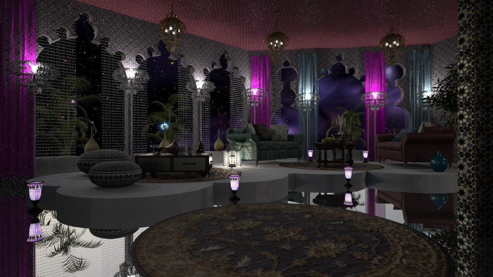 Ana - Living room - by marocco