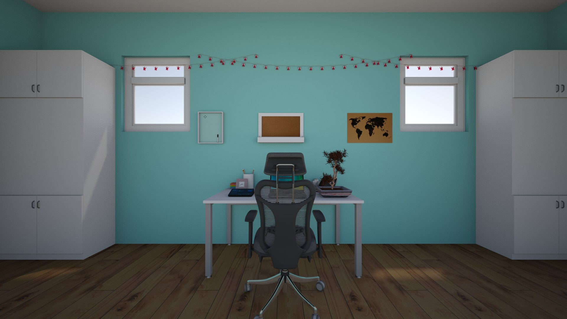 Dream Office For New home - Office - by abigail_j_feinberg
