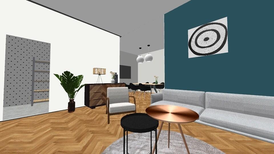Huis 1 - Living room - by Studio Eef