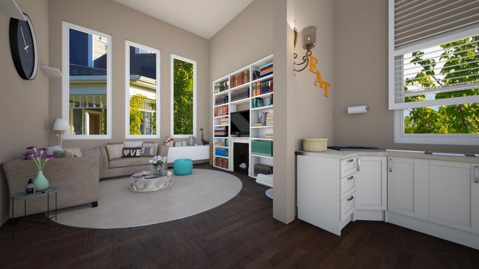 Alis Apartment - Modern - by Yana_Arsenyuk