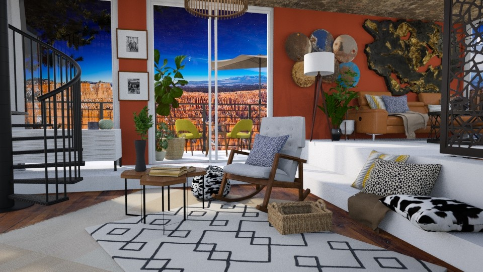 Canyon - Living room - by Brianna_322