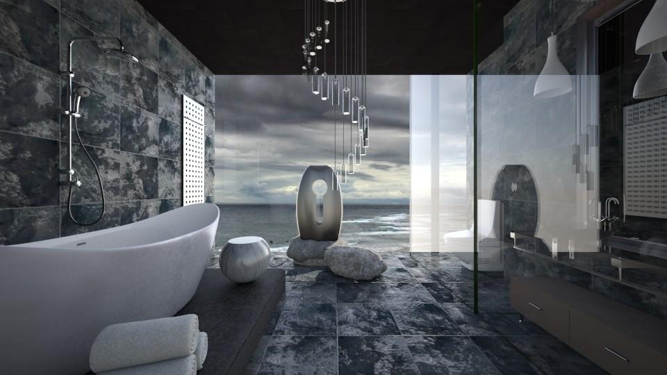 MB - Bathroom - by ronron