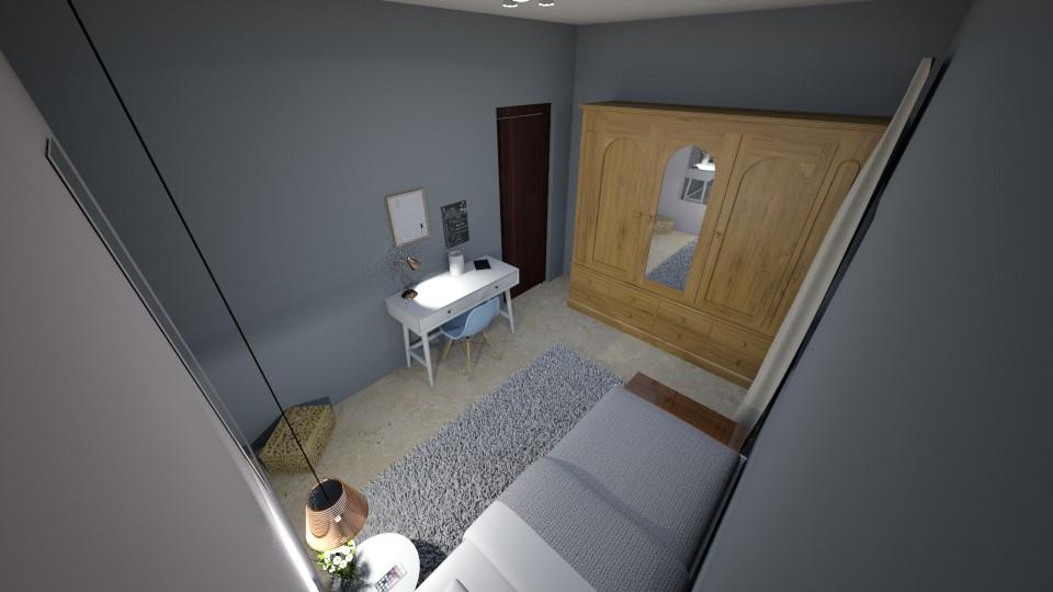 projeto - Bedroom - by NICOLY ALECRIM