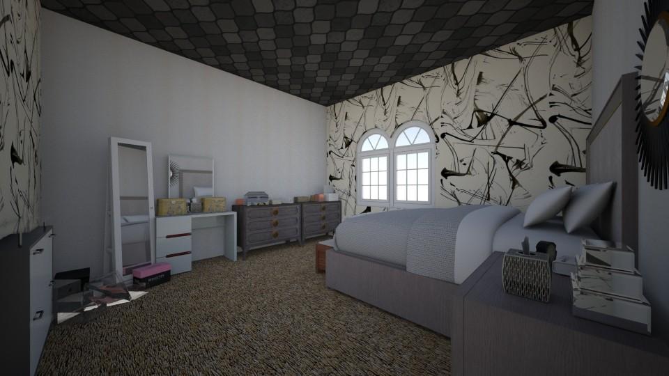 my house - Modern - Bedroom - by Summeja Hondo