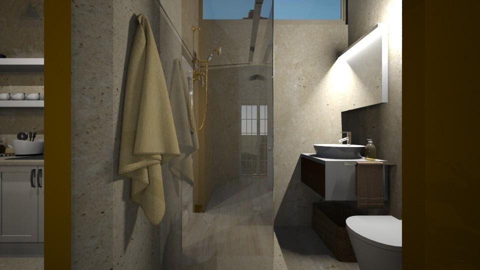 Casa194Bathroom - Modern - Bathroom - by nickynunes