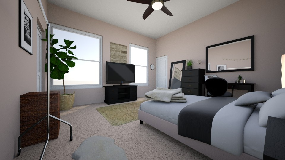 Bedroom - by jessicajosephinee