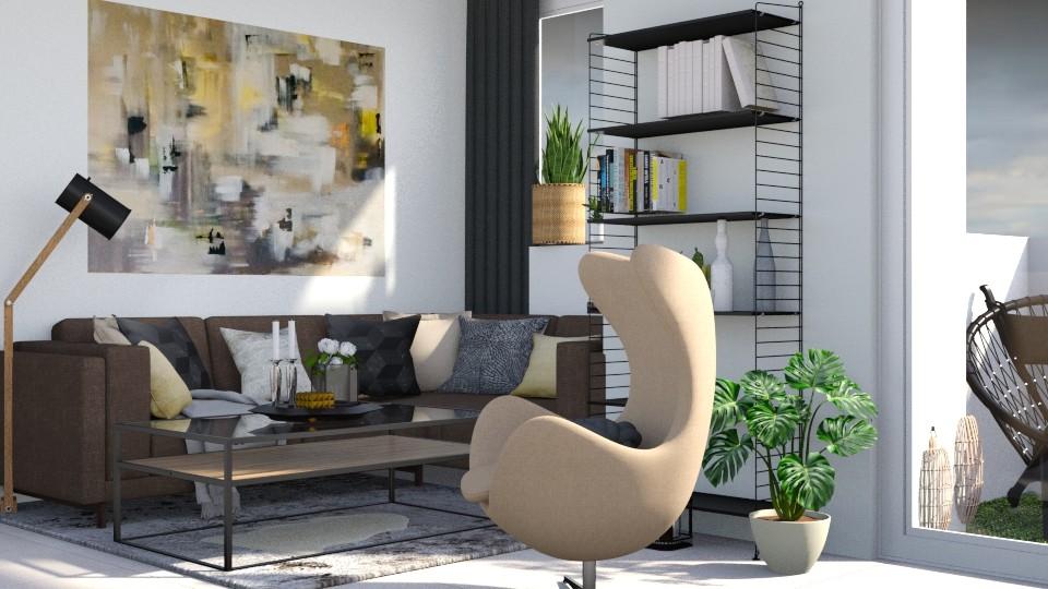 Sitting corner - Living room - by jagwas