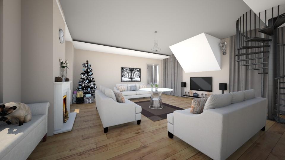 Christmas lounge - Bathroom - by jackbiggxx