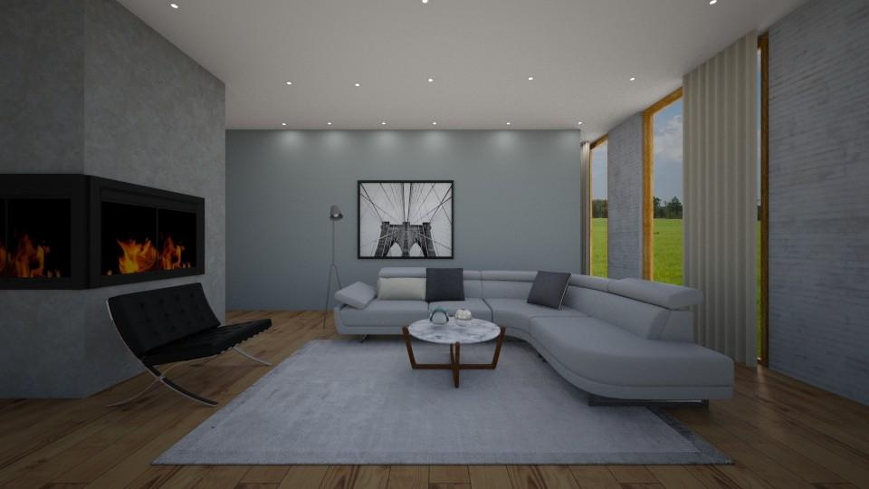 Adin Living - Living room - by kapetanovica23