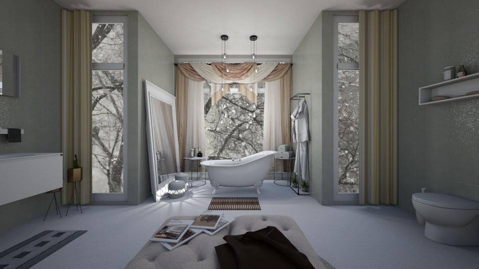 Bathroom - by Syrine Ben Maktouf