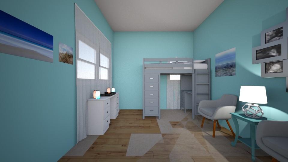 My Bedroom Missouri 3 - Modern - Bedroom - by WPM0825