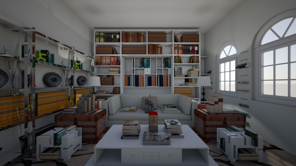 book room - by amwerner
