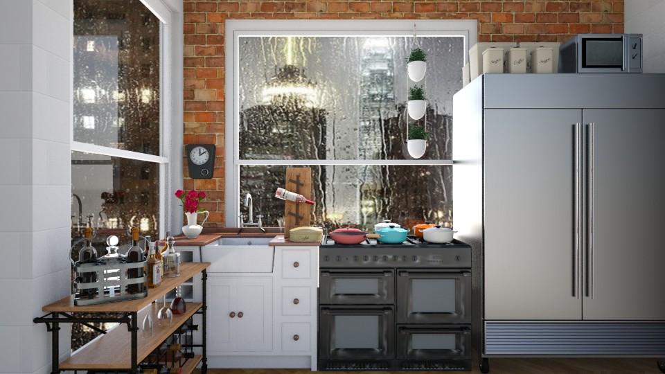 C6 - Kitchen - by Stela Joana_99