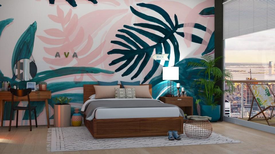 Bedroom for Ava - Bedroom - by lovedsign