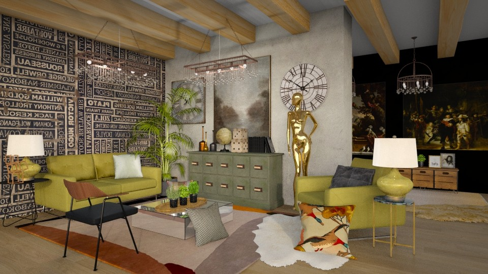 max - Living room - by MiaM