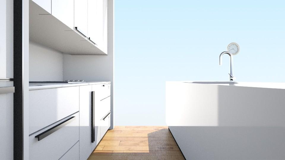 yryj66ri - Kitchen - by Allie Rookes
