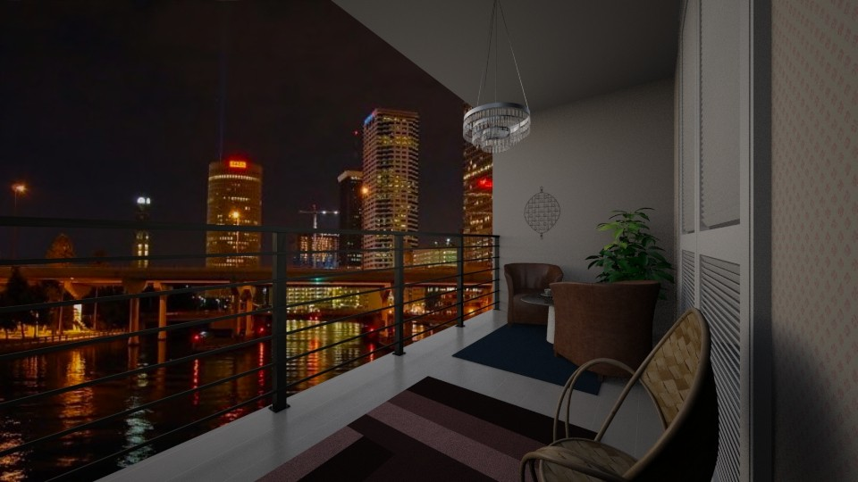 llllllllllllllll - Living room - by Roro Rahma