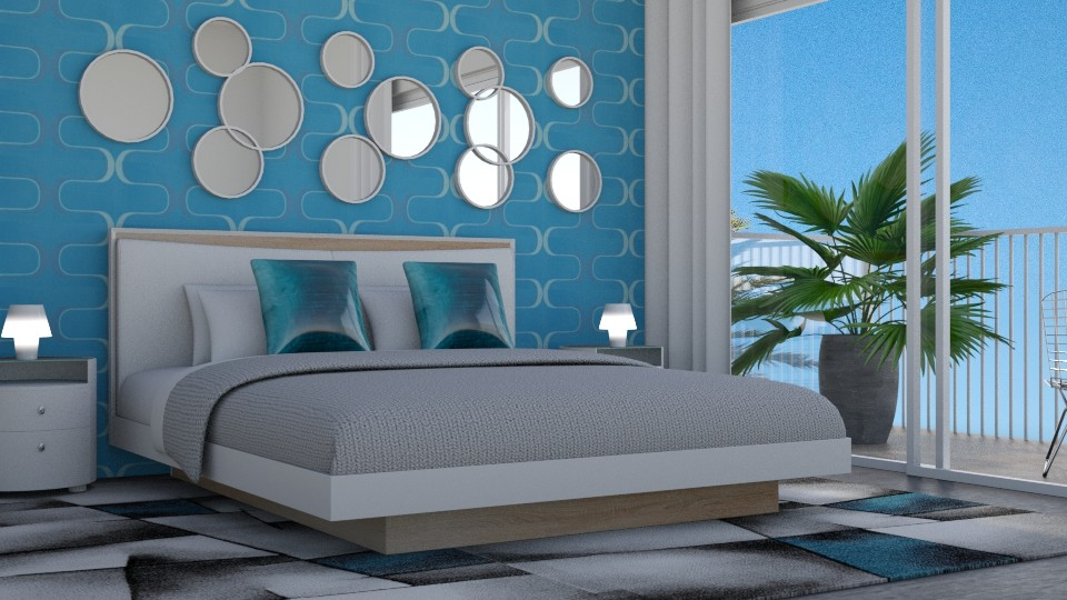 marine badrom  - Bedroom - by zrinkaroso