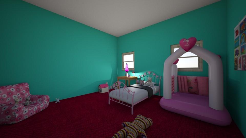 My little room - by chloe rayne