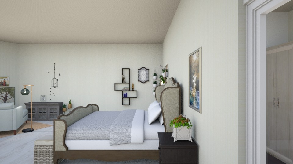 Bennson Estate - Country - Bedroom - by tutelage