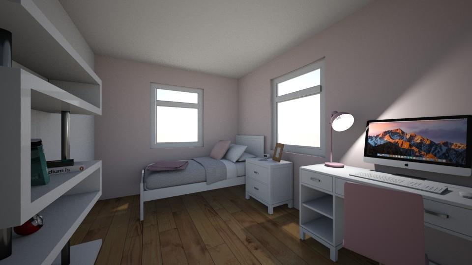 Room Design_Jaci - Bedroom - by TheONE_Rose