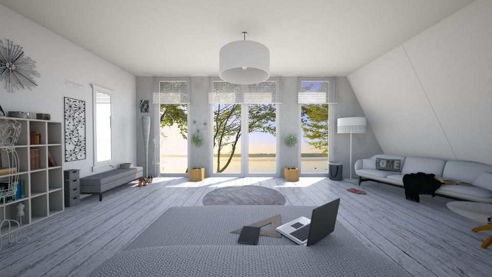 Design 7 Bedroom - Modern - Living room - by ExpressYourself