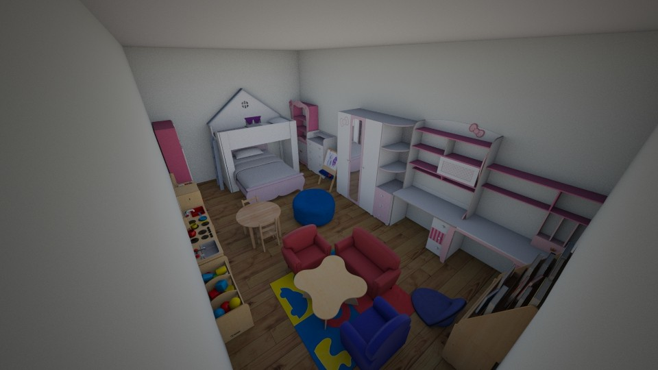 isidora - Kids room - by AnaP2004