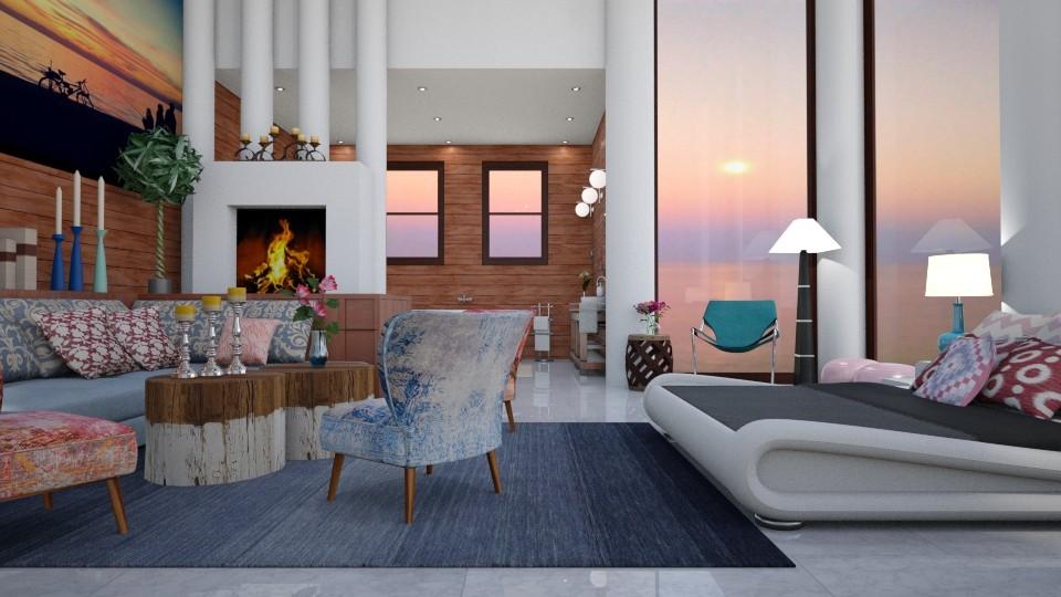 apart - Modern - Bedroom - by mari mar
