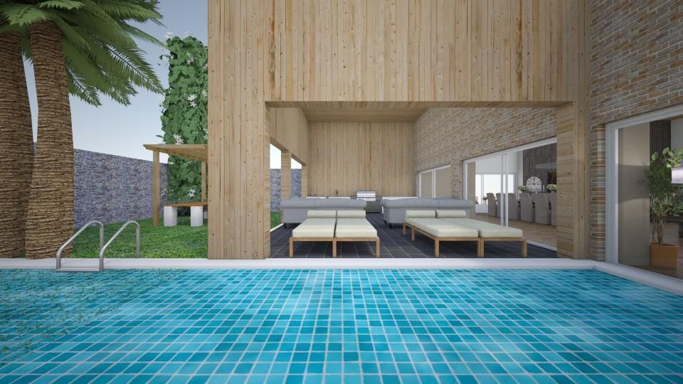 villa 26 - by Hannah Van Schaik