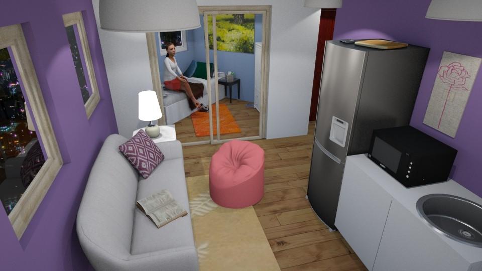 Cute Apartment - by dede4p2