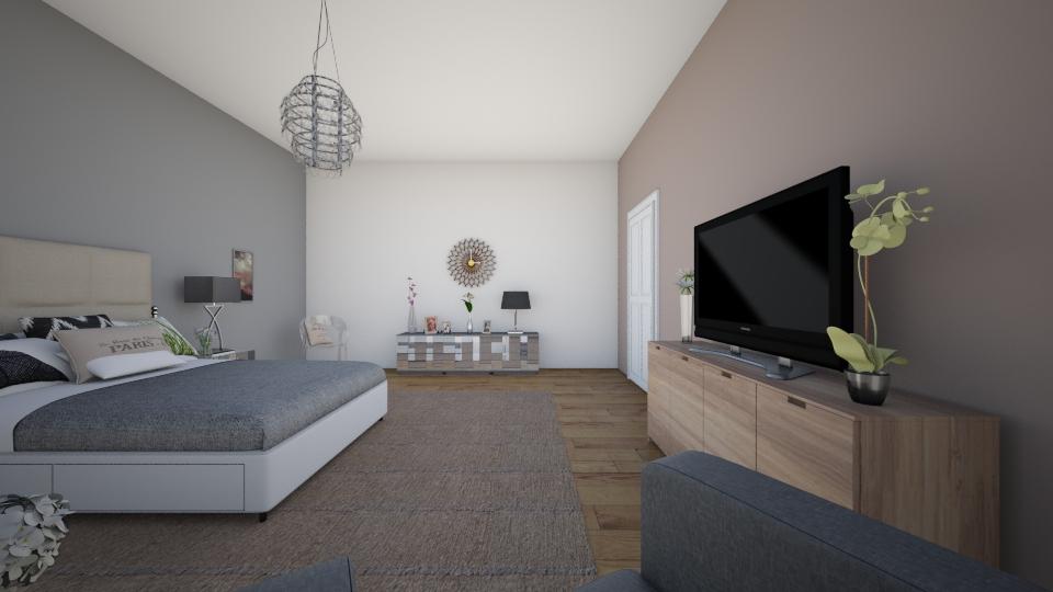 my art2 - Bedroom - by natalia003