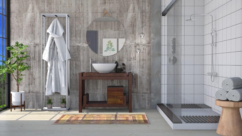 Industrial Bath - by meggle