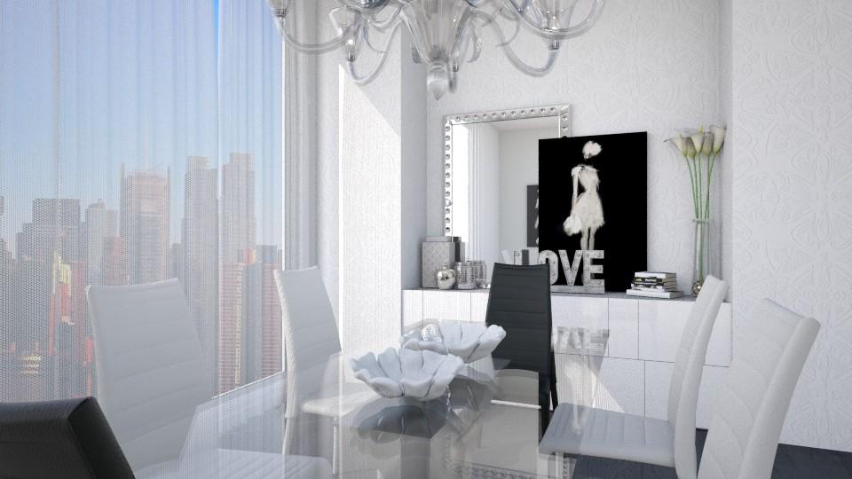 Brigitte - Global - Dining room - by Rose Hdz