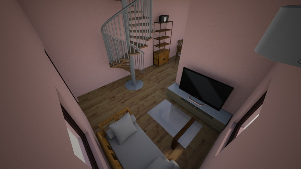 Living Room - Living room - by ARNOLD QUITA